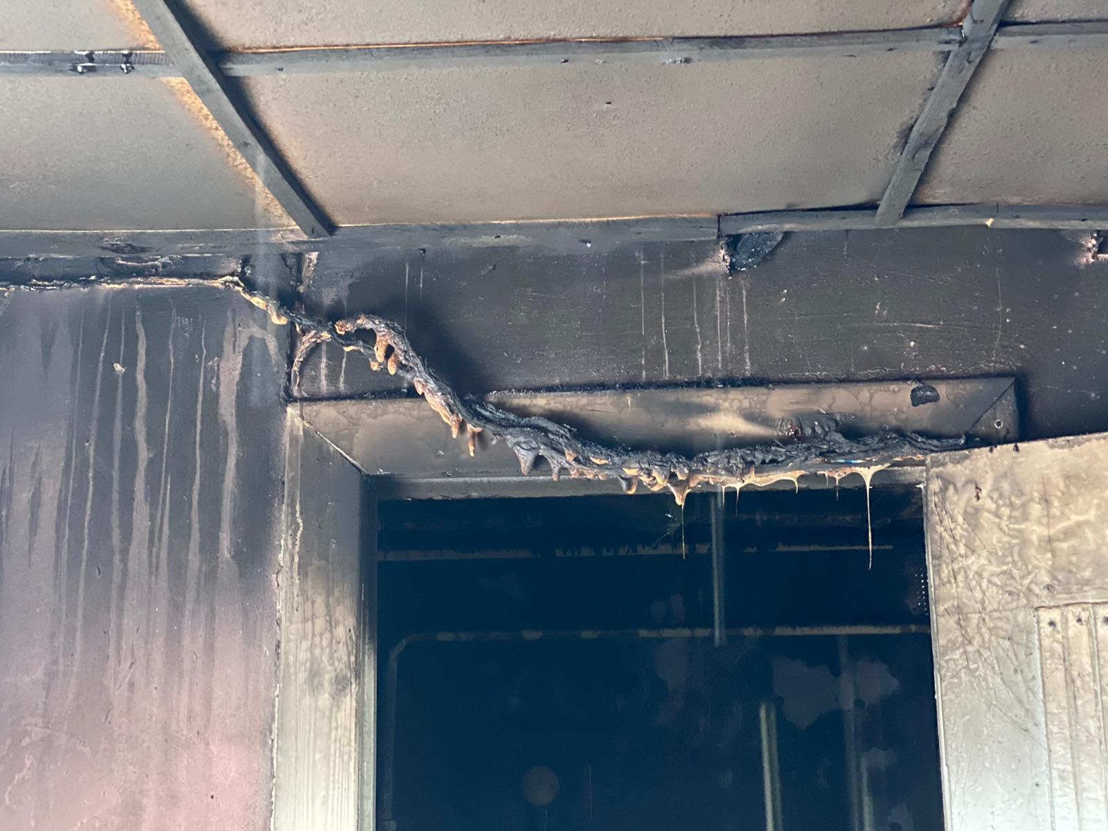 На Броварщині вогонь пошкодив житловий будинок -  - yzobrazhenye viber 2020 04 29 12 46 33