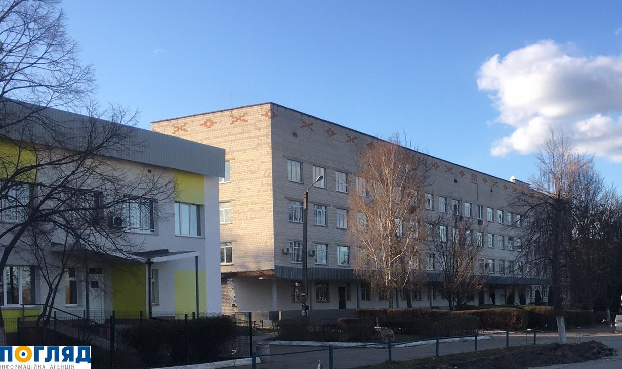 У Васильківську лікарню госпіталізовано першого хворого з коронавірусом - коронавірус, Васильків - zobrazhennya viber 2020 03 31 18 12 06 1