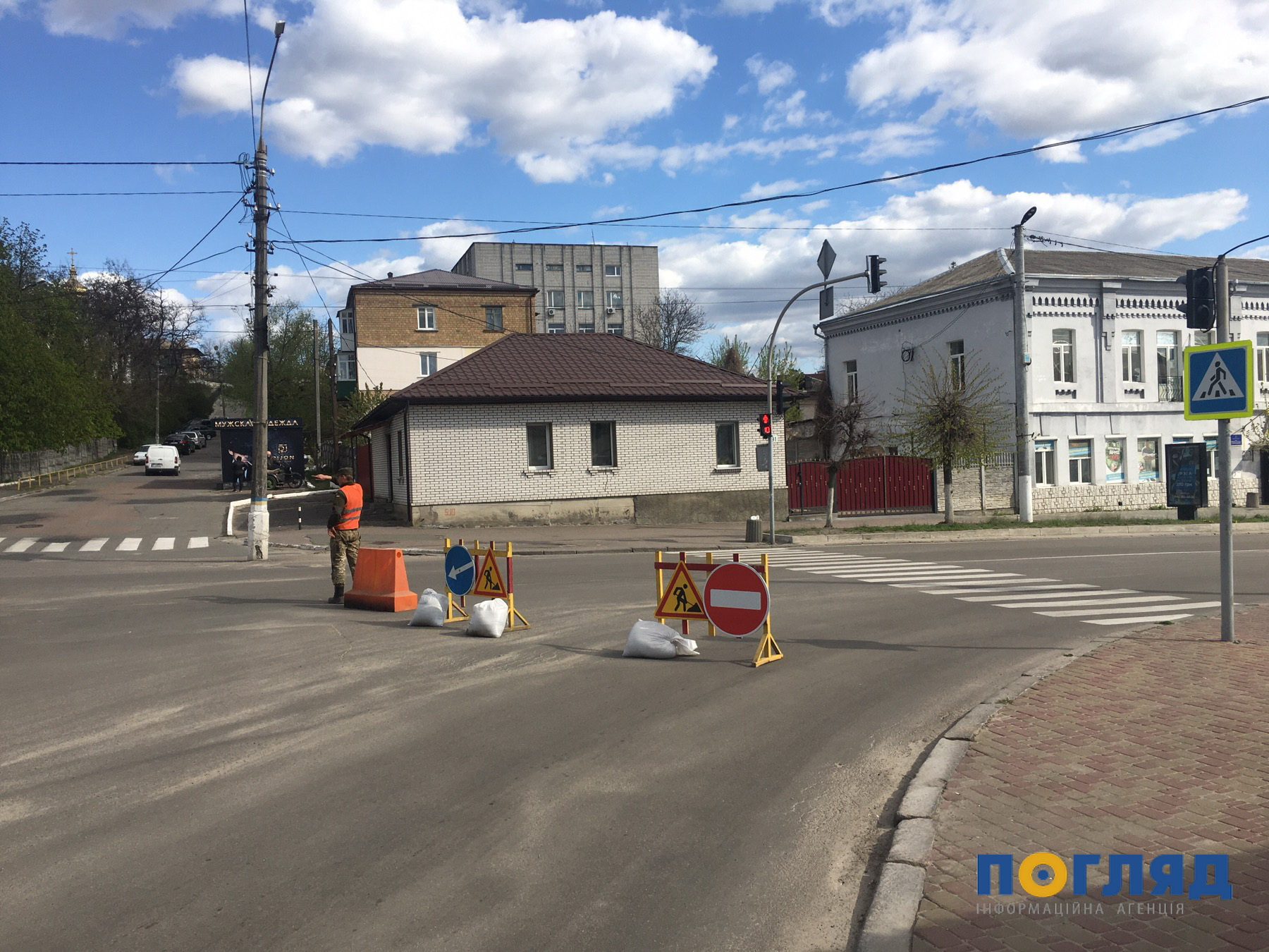 У центрі Василькова з'явиться кругова розв'язка - Васильків - zobrazhennya viber 2020 04 27 16 16 42