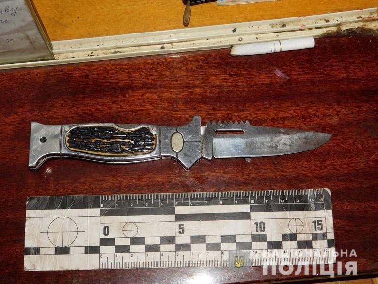 У Києві затримали уродженця Херсонщини, який ножем порізав товариша