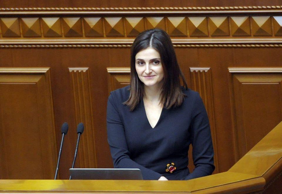 19_smaglyuk Укрпошта має стати і поштою, і банком одночасно – народний депутат Василевська-Смаглюк