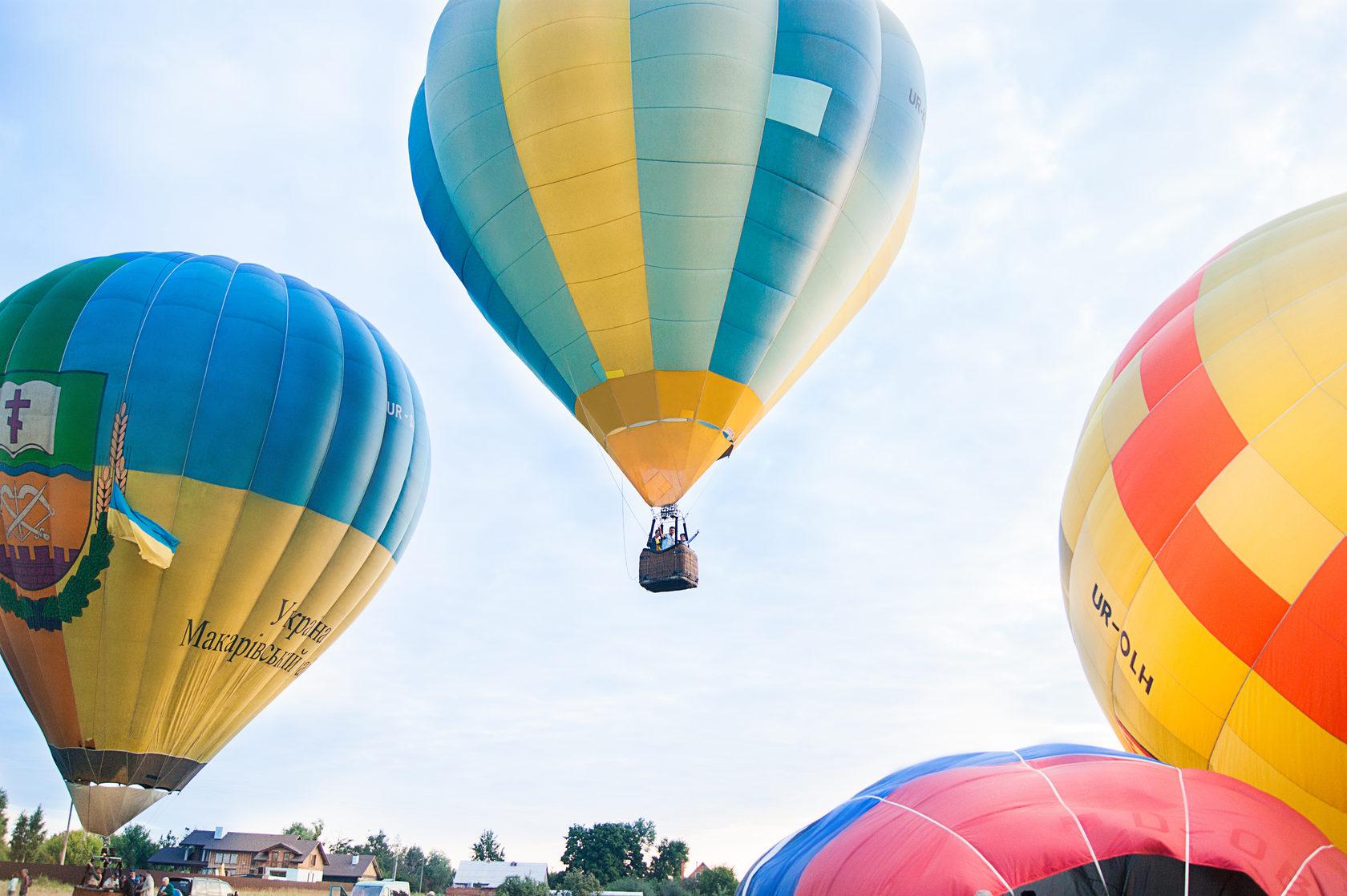 20 величезних повітряних куль піднімуться у небо під Києвом - фестиваль повітряних куль - 27 kuly3