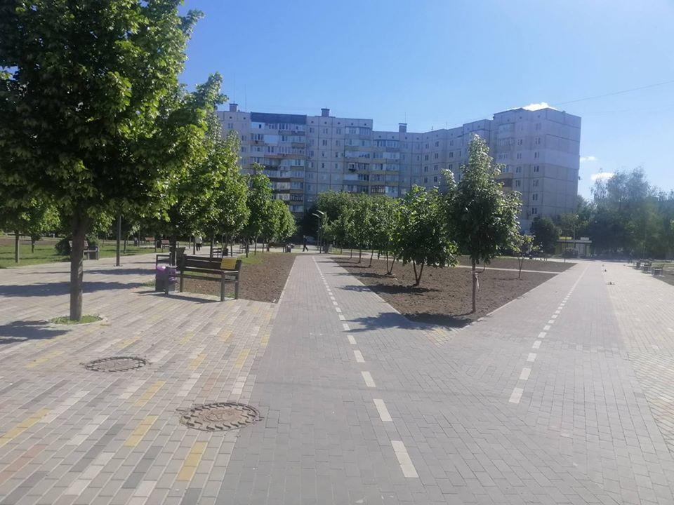 99114140_2952227034898440_8407885333642870784_o Зелена Біла Церква: у місті закладають новий парк та реконструюють сквер