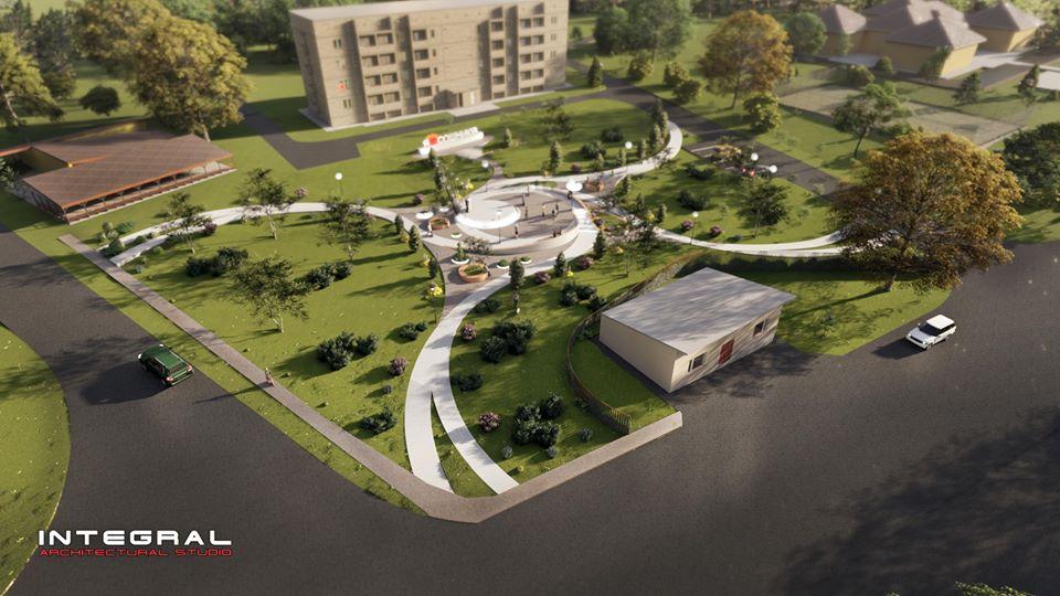 Бориспільщина: у Сошникові планують облаштувати сквер -  - 99431539 2747923648770077 1511241147119304704 o
