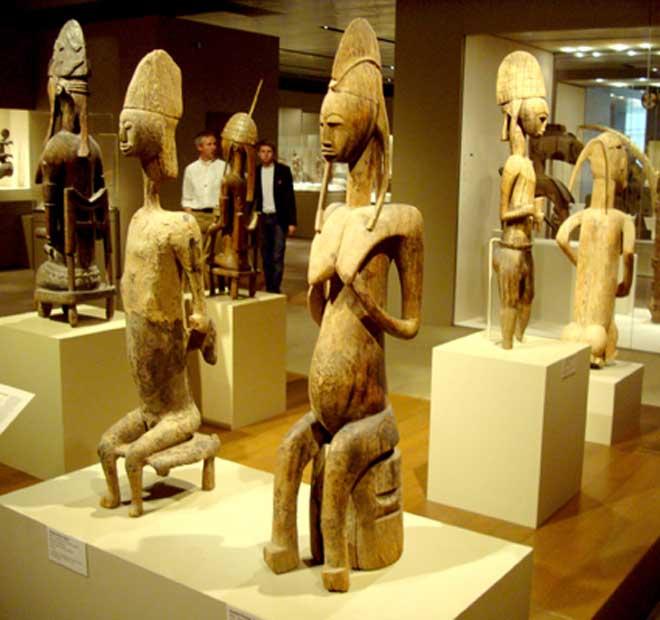 У зв'язку із кризою від пандемії 13 відсотків музеїв у світі можуть закритися назавжди -  - Exhibition 080709 30