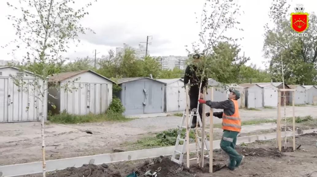 Park3 Зелена Біла Церква: у місті закладають новий парк та реконструюють сквер