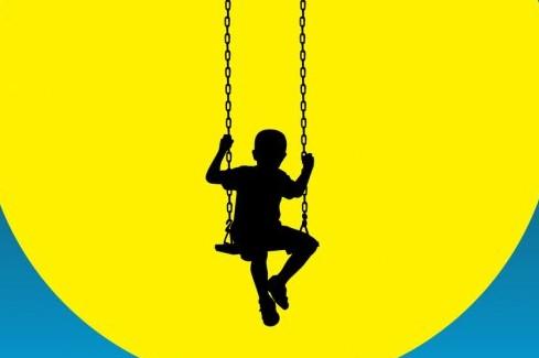 У Фастові чоловік врятував 9-річного хлопчика від можливої смерті - Фастів - depositphotos 43528571 stock illustration boy on a swing at