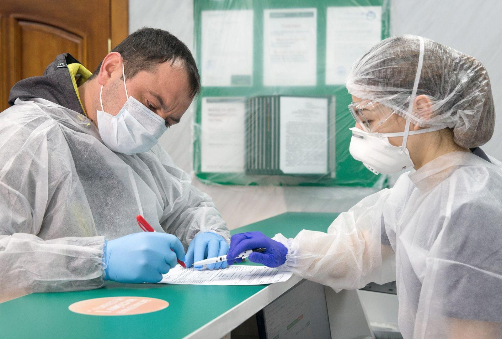 За добу на Київщині виявили 16 нових хворих на COVID-19 -  - koronavirus test ukraina