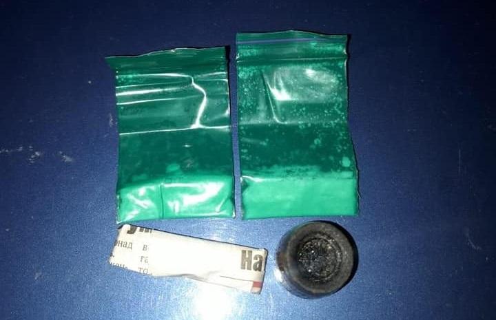 Вишгородські поліцейські знайшли канабіс і амфетамін - Поліція, наркотики, кримінал, київщина, канабіс, Вишгород, амфетамін - narko2 ob