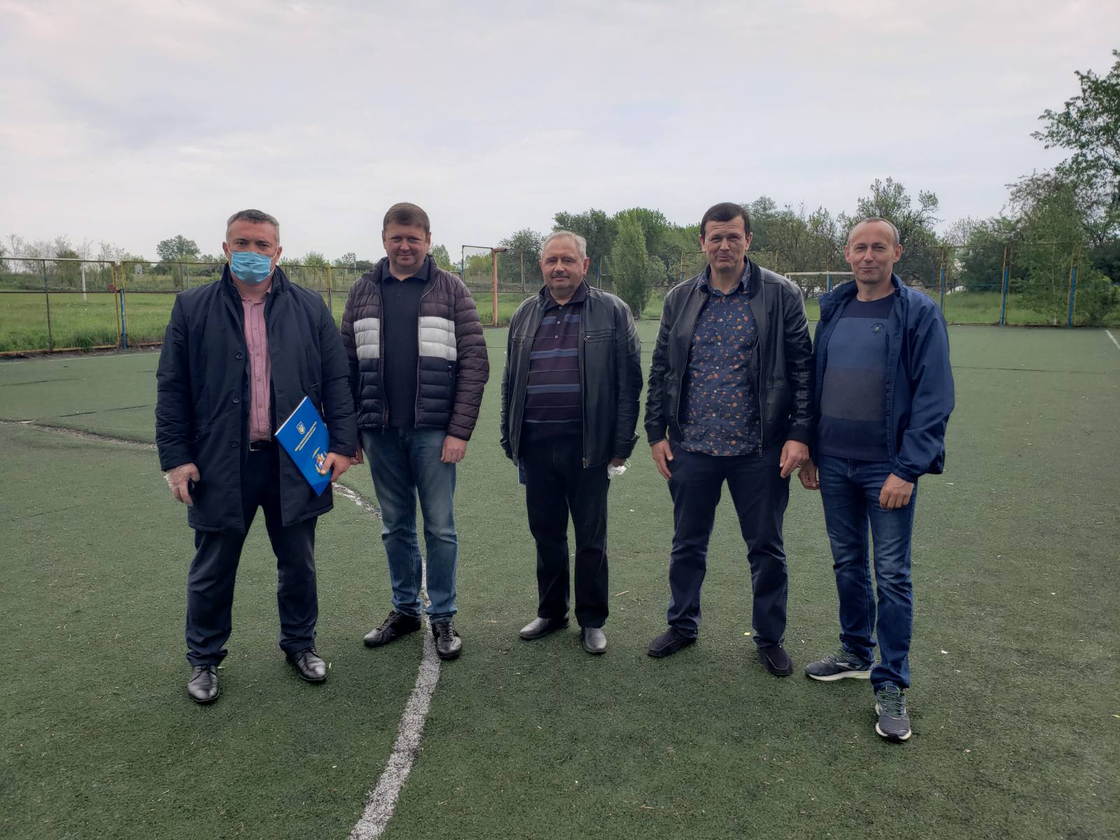 У селах Броварщини облаштують нові спортивні майданчики (ФОТО/ВІДЕО)