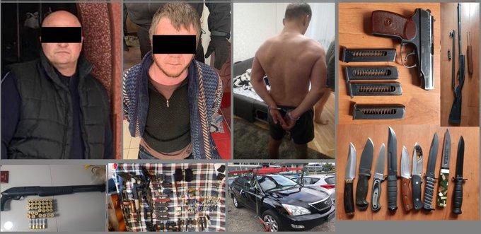 Затримано ще 13 учасників перестрілки у Броварах (ВІДЕО) - Кримінальний авторитет, Бровари - 03 brovary