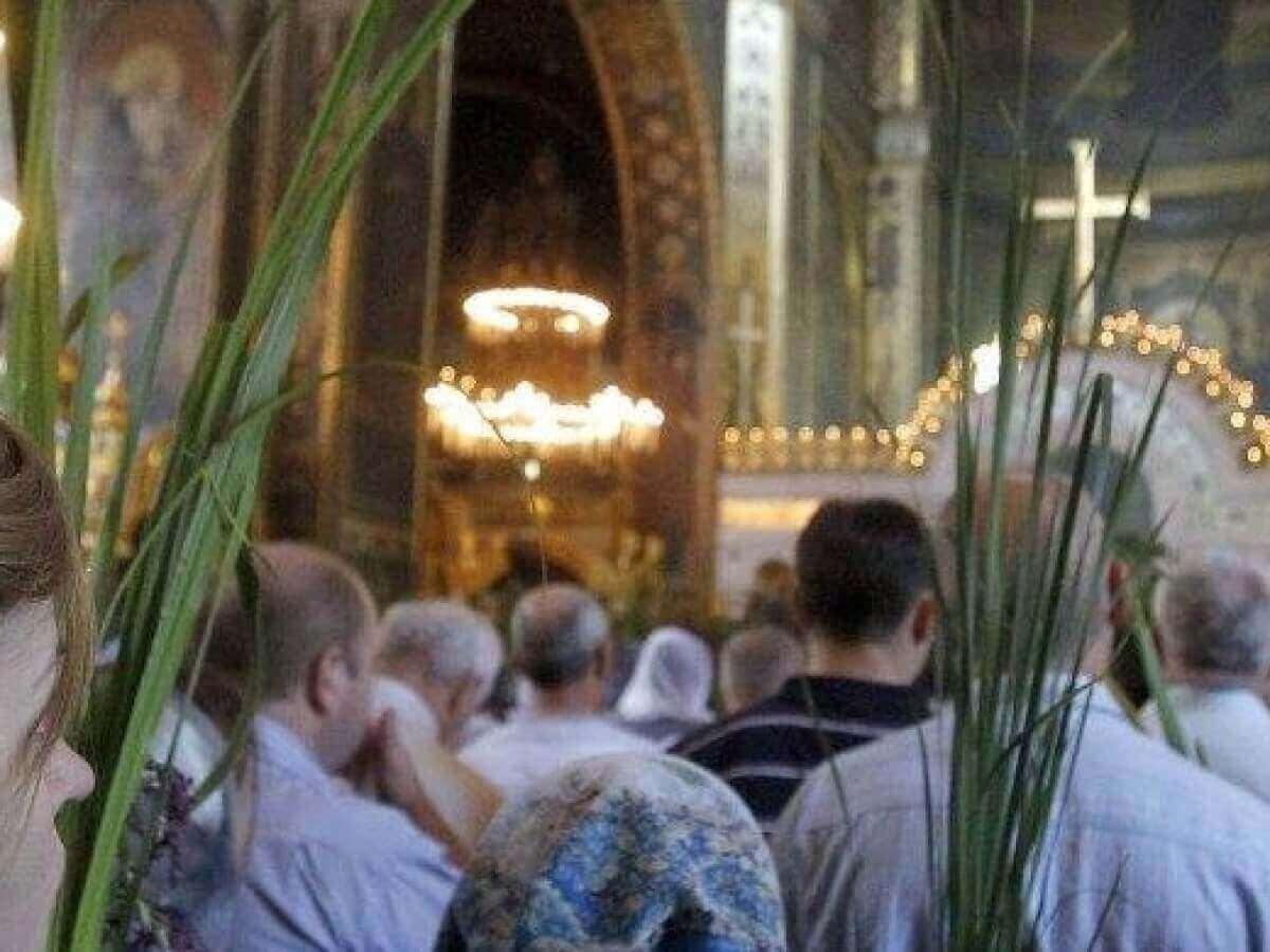 В Україні святкування Трійці зібрало в церквах близько 200 тисяч вірян - Трійця, Президент, карантин - 08 troytsa