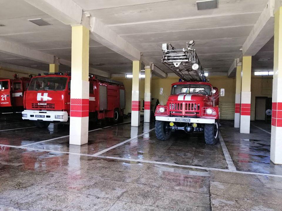Автопарк броварських рятувальників поповнився новим оснащенням - міська рада, ДСНС - 102391606 565768101001555 85701635817586260 o