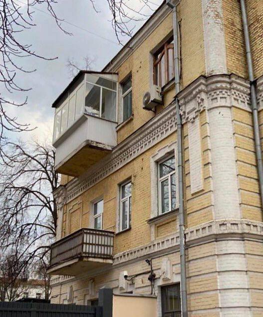 Столична архітекторка зняла скління зі свого балкону -  - 102442865 2658217097768423 1017351407475656553 n