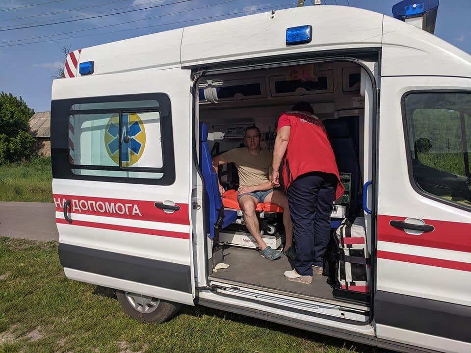 У Княжичах на Броварщині стався озброєний конфлікт: є поранений - Княжичі, Броварський відділ поліції - 103364006 1334531800090758 549344627271331131 n