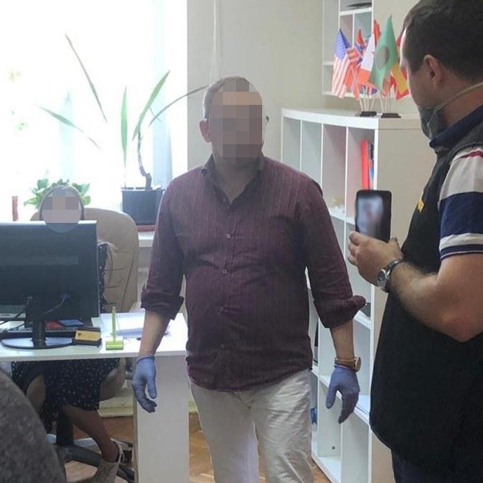 Проректор одного із столичних вишів попався на хабарі - Київ - 103594904 3489488007729203 5332231706360821087 n