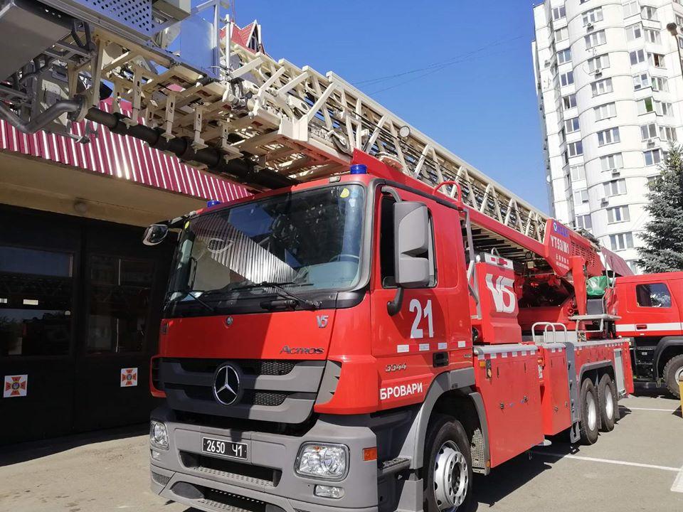 Автопарк броварських рятувальників поповнився новим оснащенням - міська рада, ДСНС - 103977464 565768151001550 6221458695781976744 o