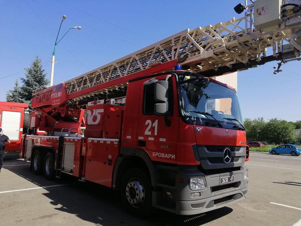 Автопарк броварських рятувальників поповнився новим оснащенням - міська рада, ДСНС - 104167303 565767941001571 3928180785493936702 o