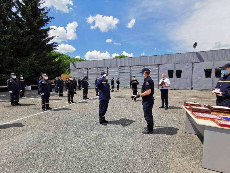 Лісова служба США передала дозиметри рятувальникам Чорнобиля - США, рятувальники, ДСНС - 104464327 953768925062463 3017387350196144662 n