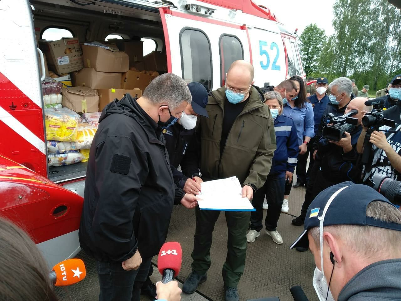 Шмигаль назвав ситуацію на заході України через затоплення критичною - Шмигаль, негода, Денис Шмигаль - 24 karpaty3
