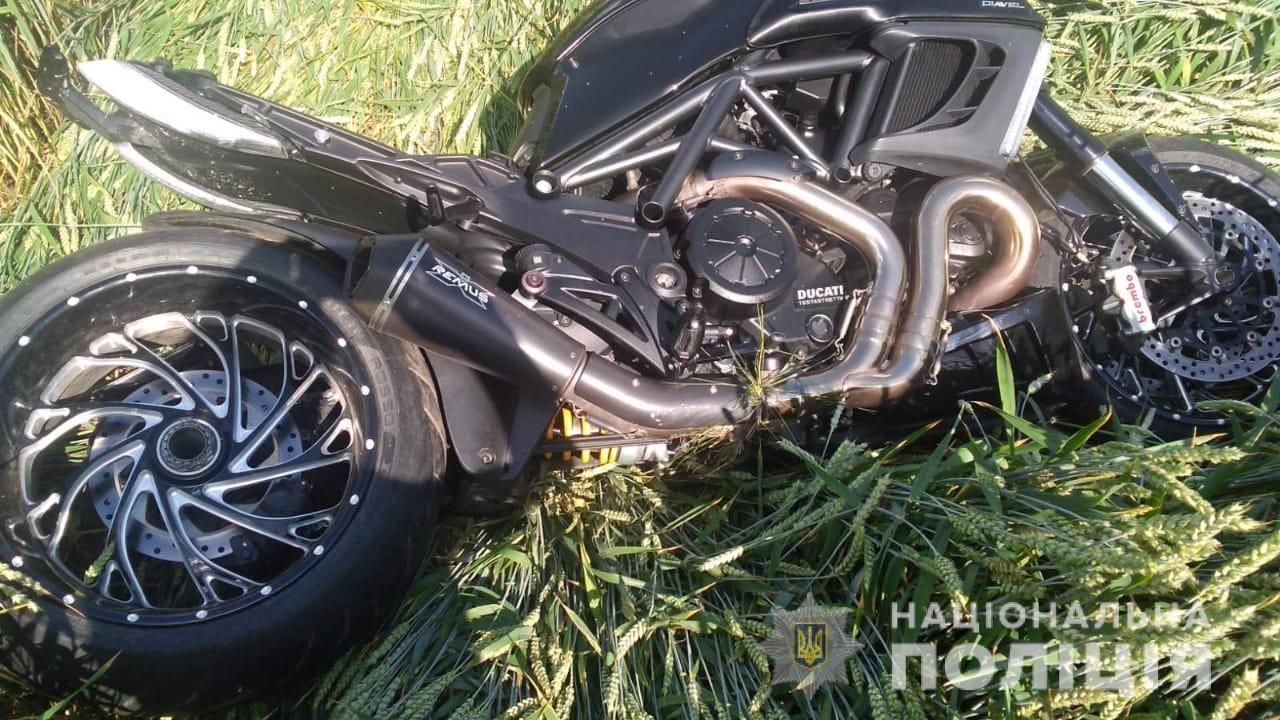 На Київщині продаж мотоцикла обернувся зухвалою крадіжкою - Ставище, крадіжка - 24 moto