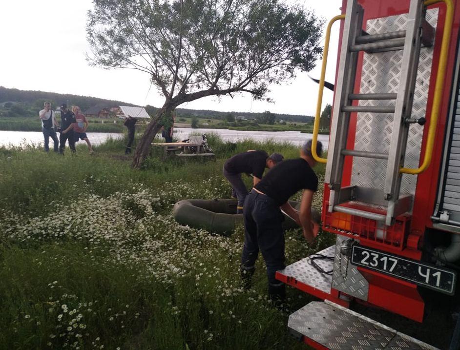 На Бородянщині у ставку втопився дідусь - Здвижівка, ДСНС - 3 1