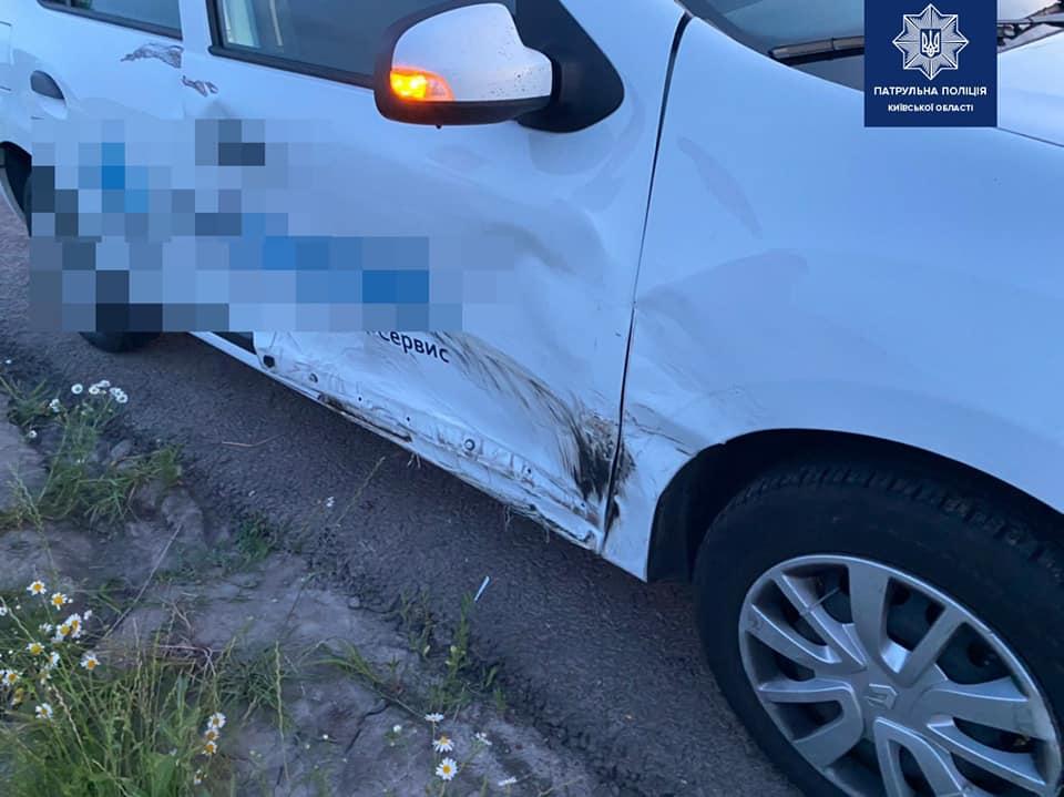 На Київщині сталася смертельна ДТП: серед травмованих є діти - Ставищенський район, Ставище, Сніжки, ДТП - 30 dtp3