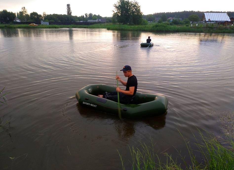 На Бородянщині у ставку втопився дідусь - Здвижівка, ДСНС - 4 1