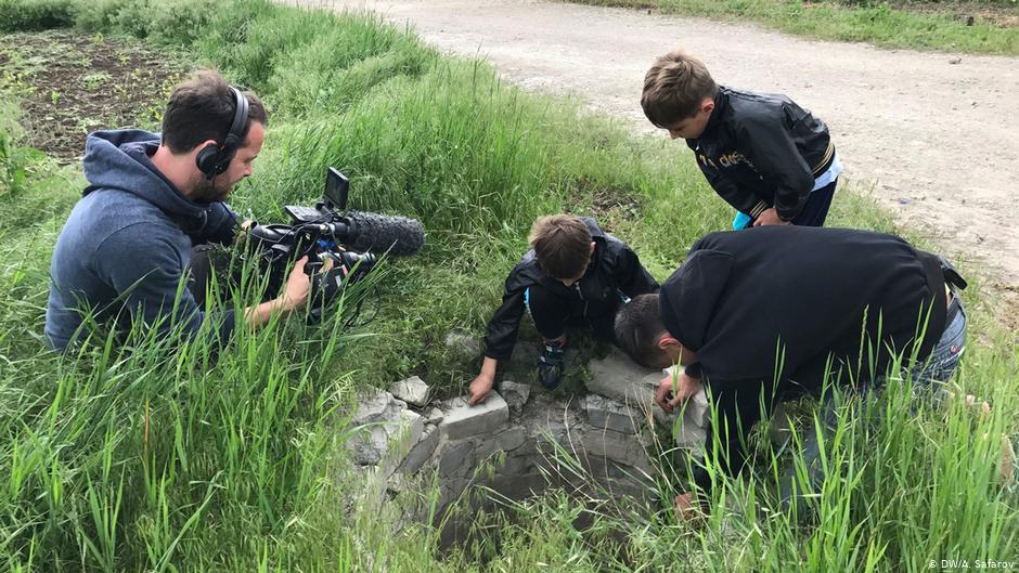 Фільм про хлопчика з Донбасу  отримав престижну премію -  - 43130665 304