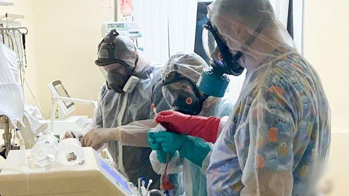 На Київщині за добу COVID-19  захворіло 25 людей -  - 7d64fcd likari infekcijne 2