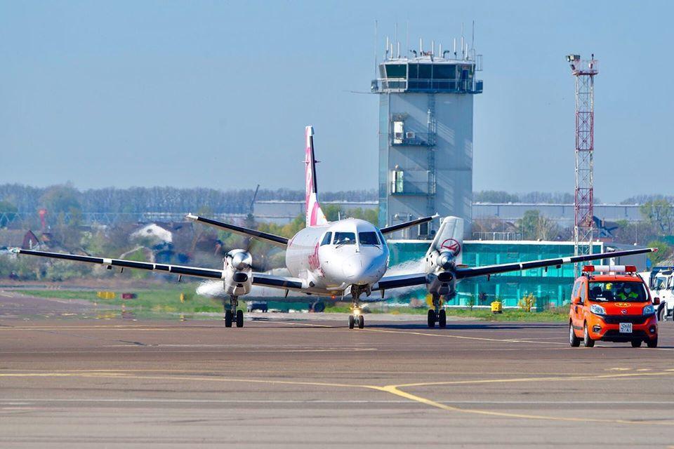 """Аеропорт """"Київ"""" просить створити рівні умови для всіх аеропортів України -  - 96066456 1640029809468981 8537378361394069504 o"""