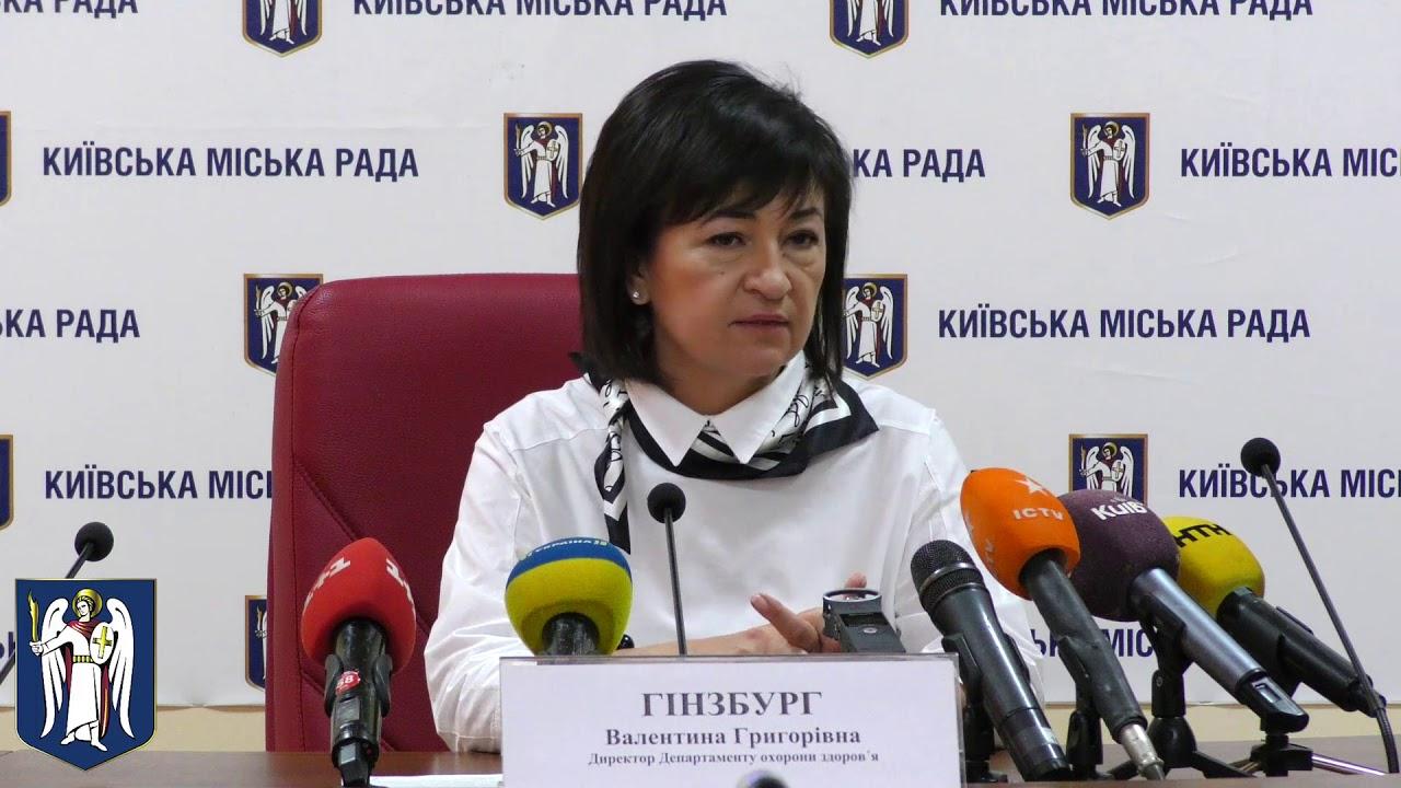 Київ готується до осінньої хвилі коронавірусу - Лікарні, коронавірус, Київ - Ginzburg