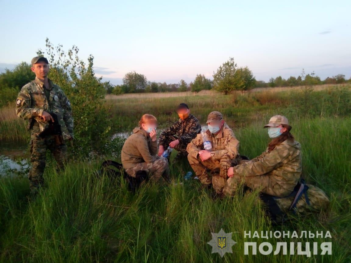 За вихідні у зоні відчуження ЧАЕС виявили 9 порушників - ЧАЕС, Прип'ять, правоохоронці, порушники - IMG 782f4be322eff286bf3afb12a43846e5 V