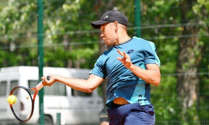 В Ірпені стартував чоловічий тенісний турнір UTF Gentlemen Invitational -  - IMG 20200609 141001 099