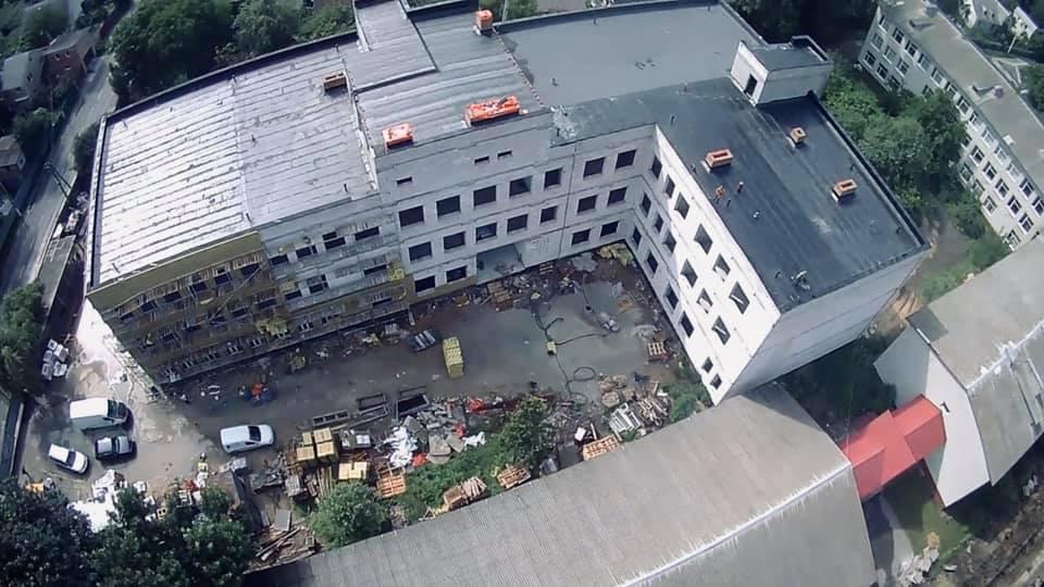 Запуск нового корпусу школи у Крюківщині відкладається - школа, Крюківщина - Krshkola1