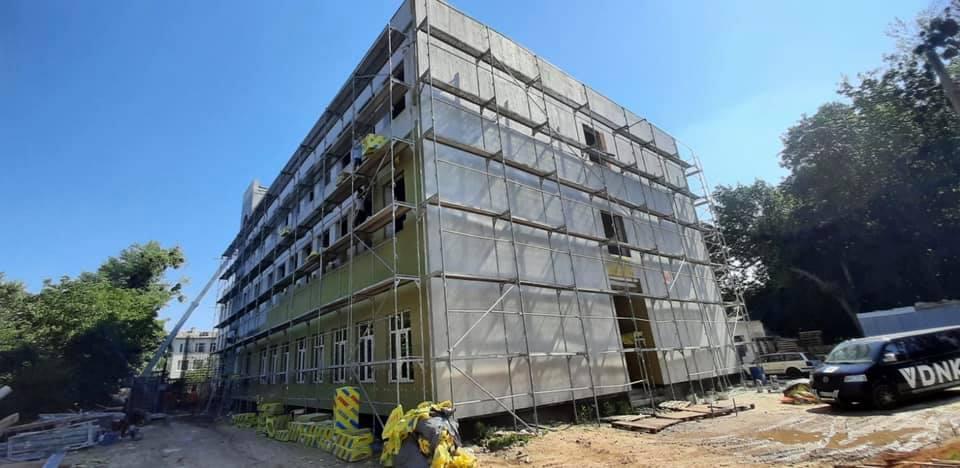 Запуск нового корпусу школи у Крюківщині відкладається - школа, Крюківщина - Krshkola2