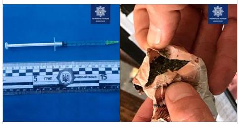 Бориспіль: трьох громадян із наркотиками виявили патрульні за вихідні - Поліція, наркотики - Screenshot 9