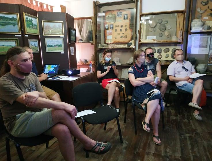 Українські науковці дискутували про давні гончарні традиції - київщина, ВІКЗ, Вишгородський район - VIKZ osn