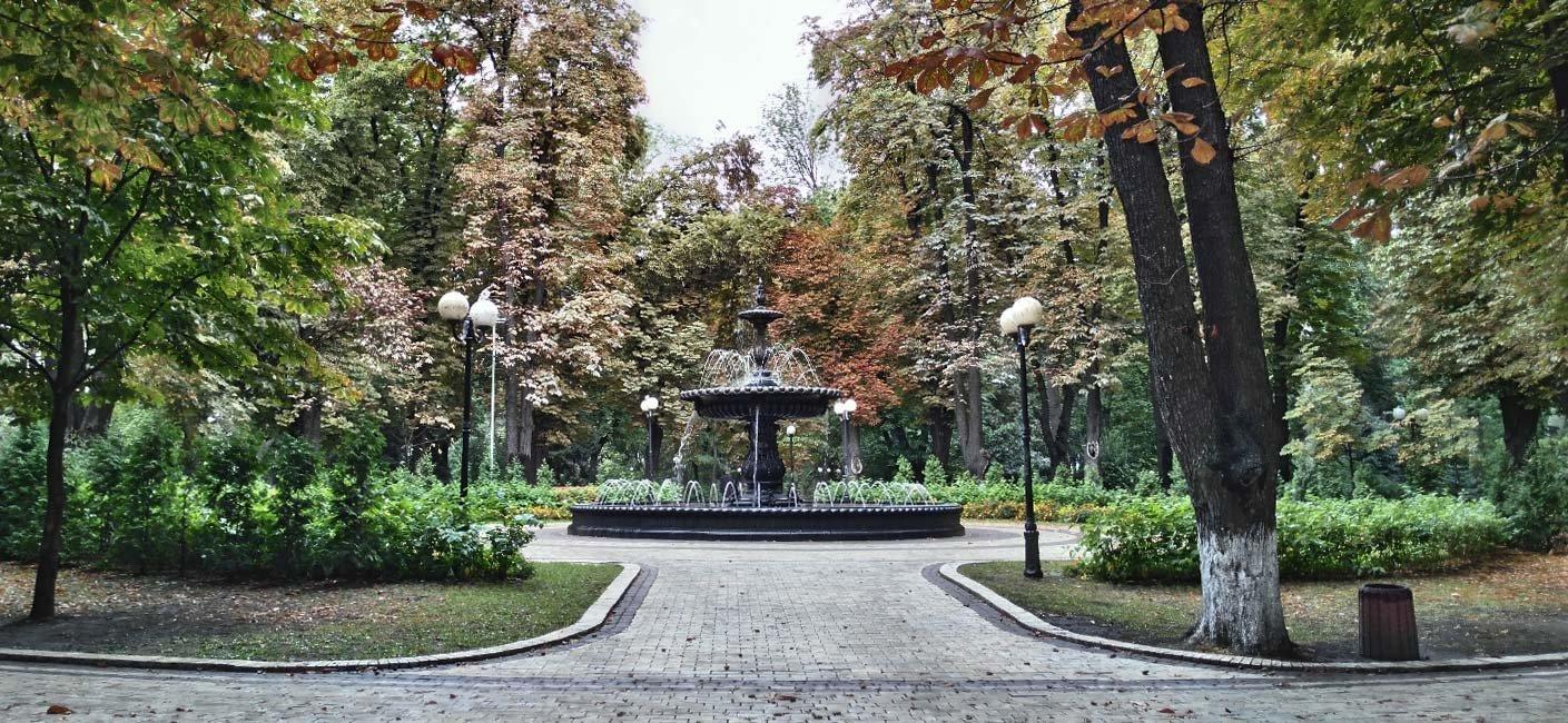 У Маріїнський парк столиці повернуть історичні ліхтарі - Київ - aRUMk