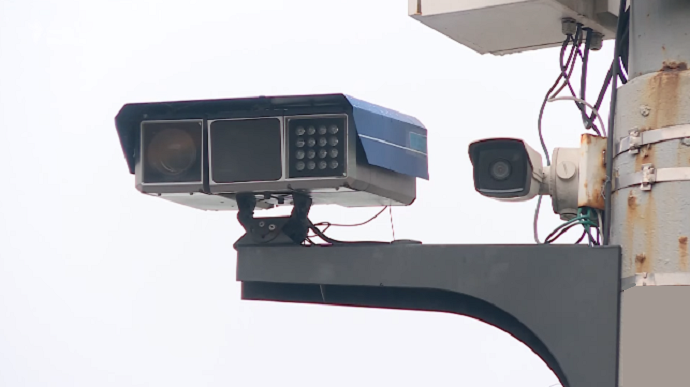 За 10 діб роботи камер автофіксації кількість порушень на дорогах знизилась вдвічі - штрафи ПДР, камери автофіксації порушень ПДР - bcb813e