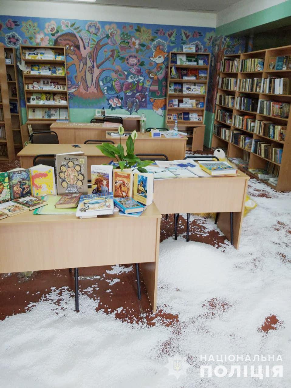 У Боярці обікрали дитячу бібліотеку - Боярка - bibl