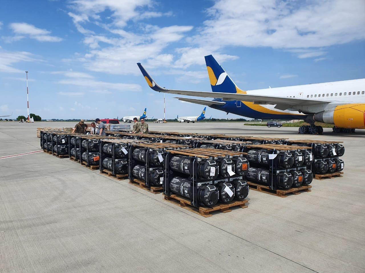США передали Україні ракети, рації та боєприпаси на $60 млн - США, оборона, Допомога - boyeprypasy