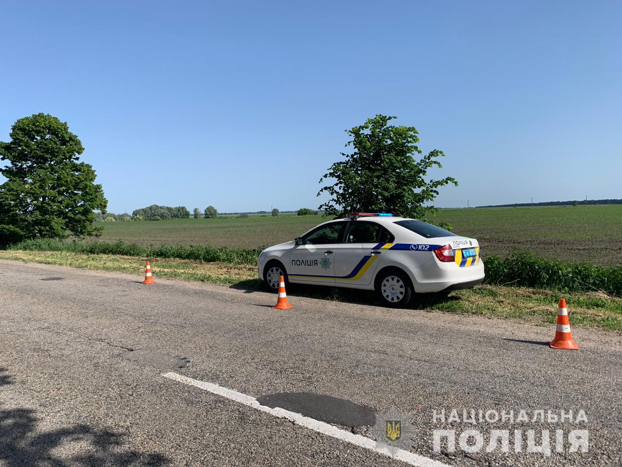 Знайшли тіло 24-річного жителя Кагарлика, якого розшукували рідні (ВІДЕО) - Кагарлик, ДТП, відділення поліції - dtpkag3