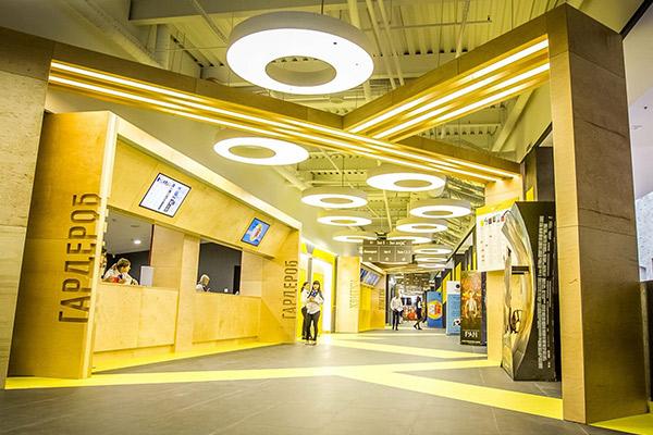 Українські кінотеатри запрацюють на початку липня -  - imax lviv forum mini