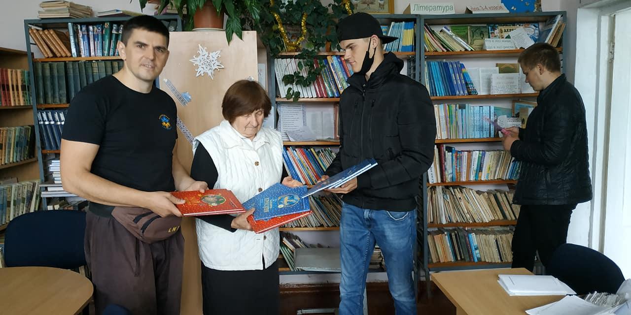 На Вишгородщині поповнились шкільні бібліотеки - Книги, київщина, Вишгородський район - knygy2