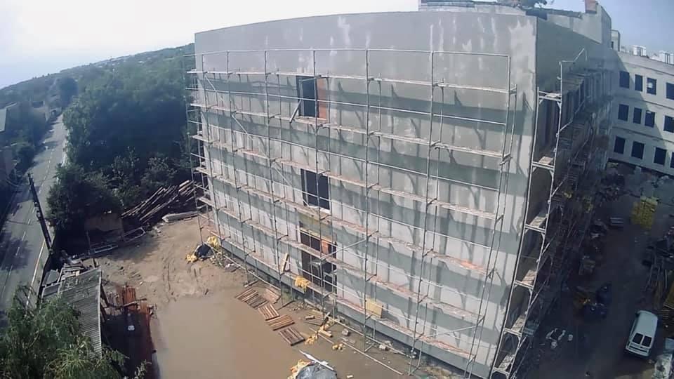 Запуск нового корпусу школи у Крюківщині відкладається - школа, Крюківщина - krshkola3
