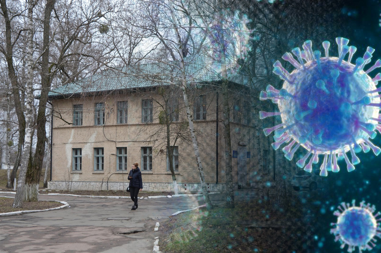 У Переяславській ЦРЛ помер чоловік із Бориспільщини зі статусом COVID-19 - ЦРЛ, Переяслав - likarnya Pereslav3