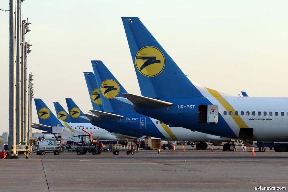 МАУ наклала ембарго на перевезення тварин літаками B767 - Тварини, МАУ - mau tails kbp