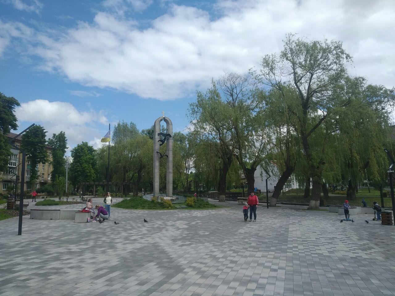 У Василькові розпочався збір підписів за збереження Васильківського району -  - photo 2020 06 12 17 37 29