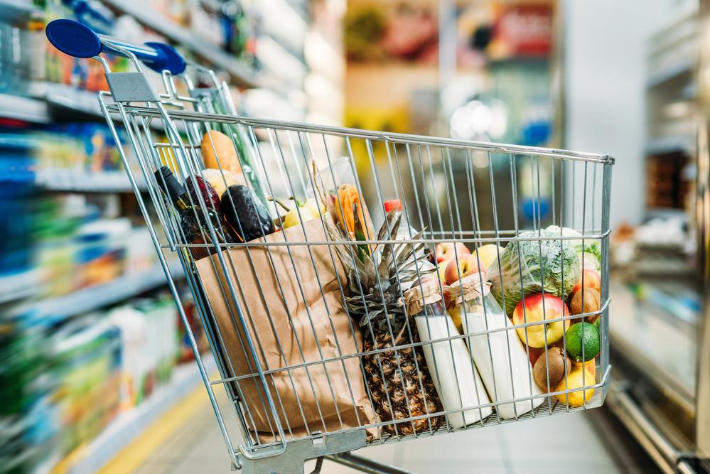 Вартість продуктів із соціального кошика у семи супермаркетах Київщини - товари, київщина - produkty h